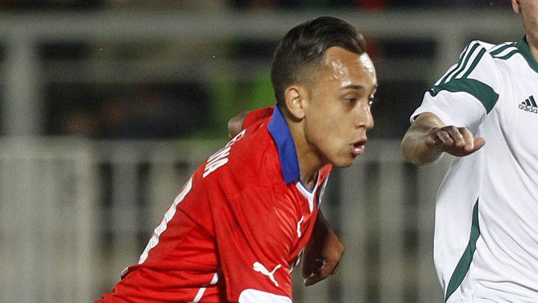 Fabian Orellana: Scored on Saturday