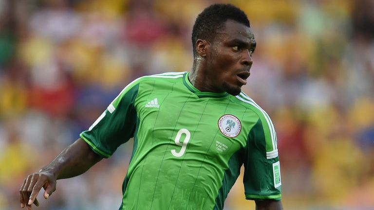 Emmanuel Emenike is a target for West Ham, according to Sky sources