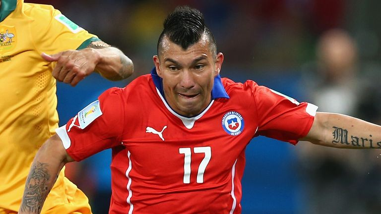 Gary Medel: Chile international is wanted by Inter Milan