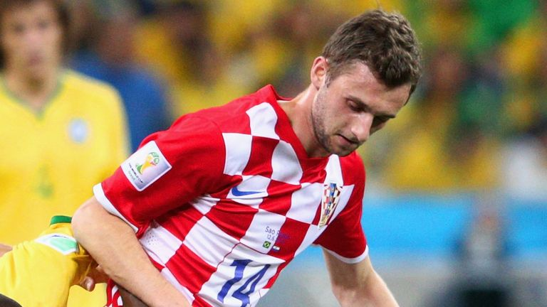 Marcelo Brozovic: Linked with clubs across Europe