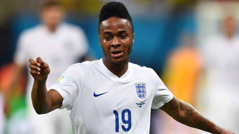 Raheem Sterling: Liverpool youngster will learn from World Cup experience