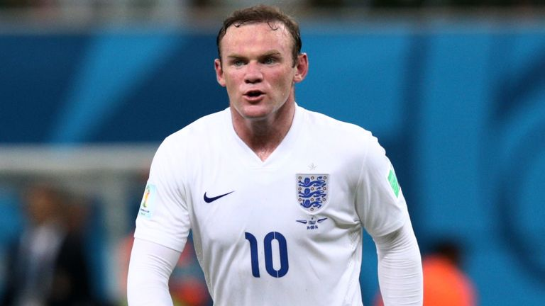 Wayne Rooney: Yet to score at a World Cup Finals