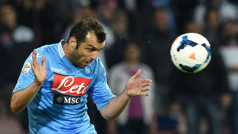 Goran Pandev: Looks like he will stay with Napoli