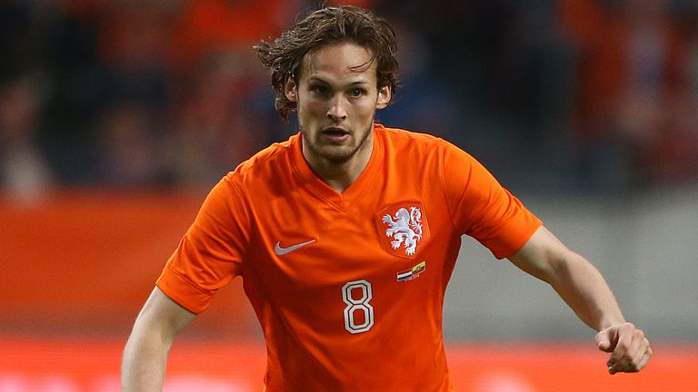 Daley Blind: Being linked with sides across Europe