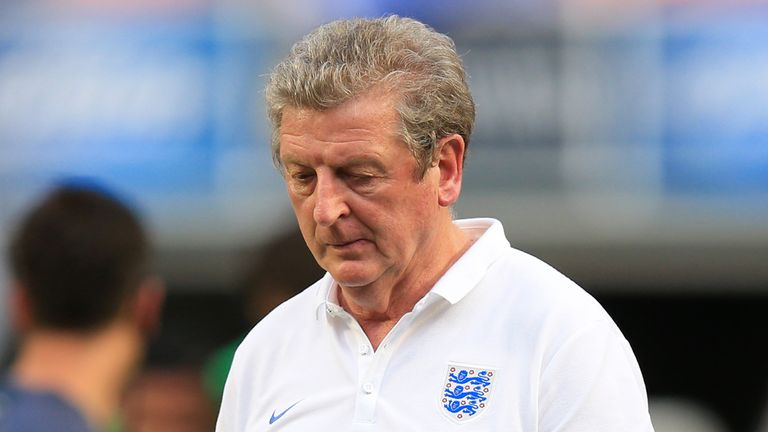 Roy Hodgson: Expecting to face a similar Italy team to the one in Kiev in 2012