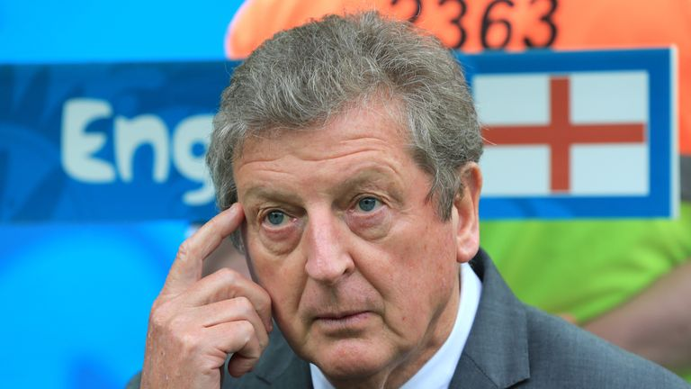 Roy Hodgson: England boss has vowed to stay on