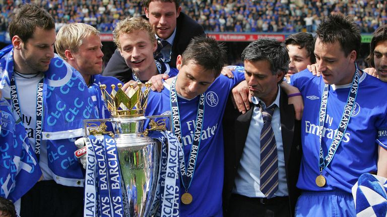 Frank Lampard: Has collected numerous major honours
