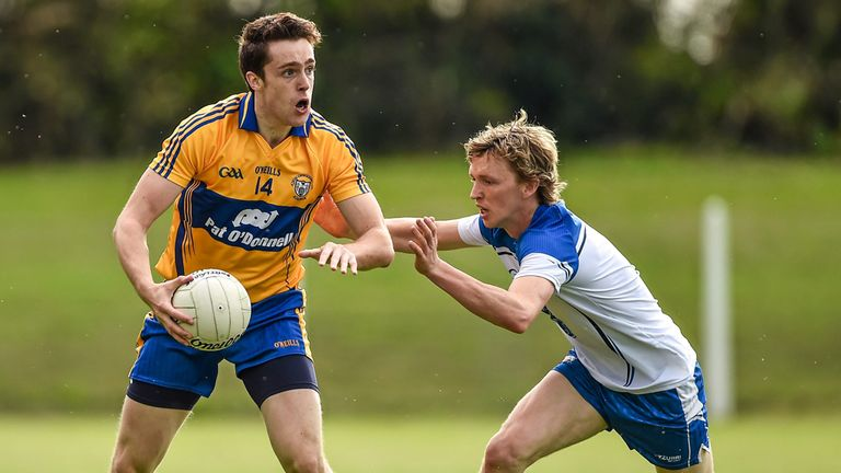 Shane Brennan: Scored Clare's second goal in Dungarvan