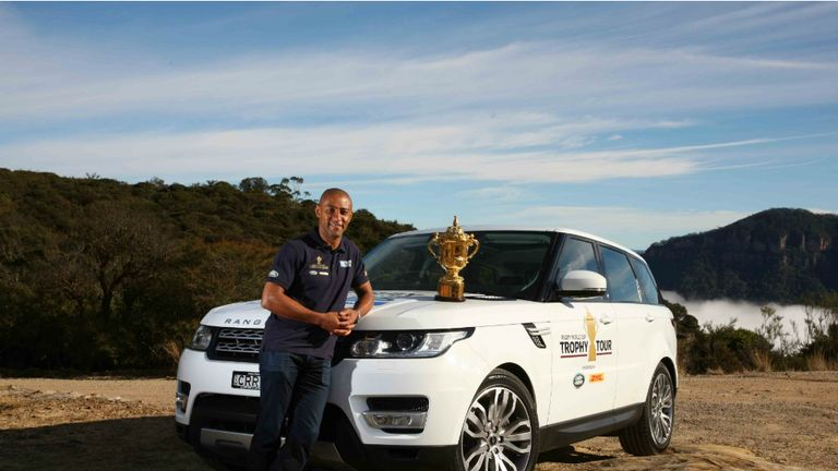 George Gregan: Proud to have been entrusted with the Rugby World Cup's safety in the Blue Mountains