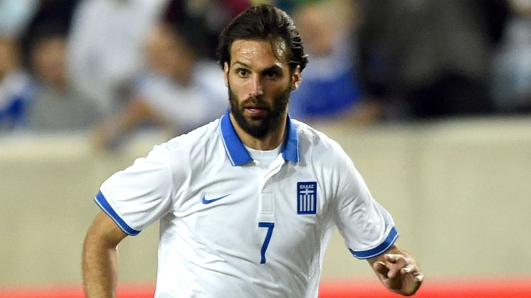 Georgios Samaras: Back in the Premier League with West Brom
