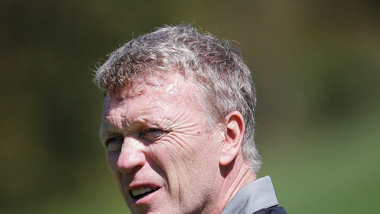 David Moyes: Feels he should have been given more time