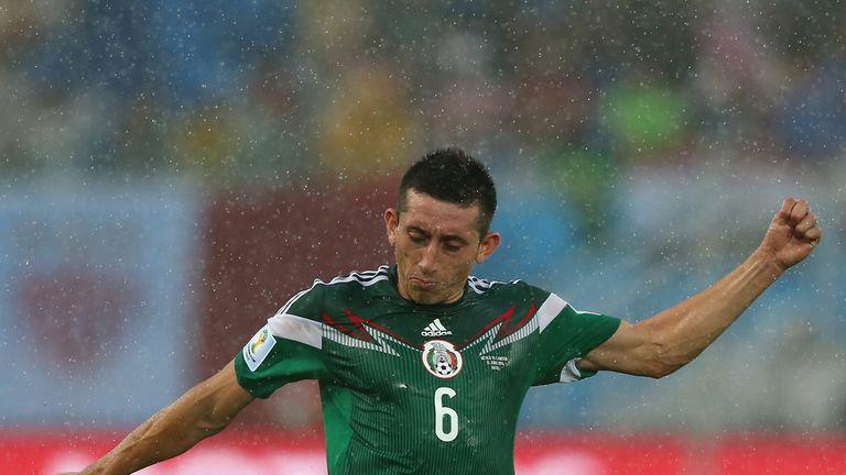 Hector Herrera: Probing passing
