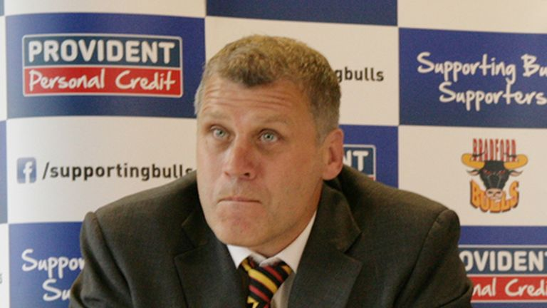 James Lowes: Bradford coach set for Warrington test