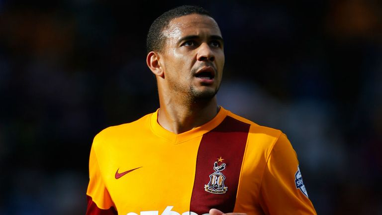 James Meredith: Bradford defender has turned down offer of new deal