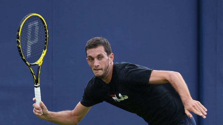 James Ward: Londoner got off to winning start on the grass in 2014