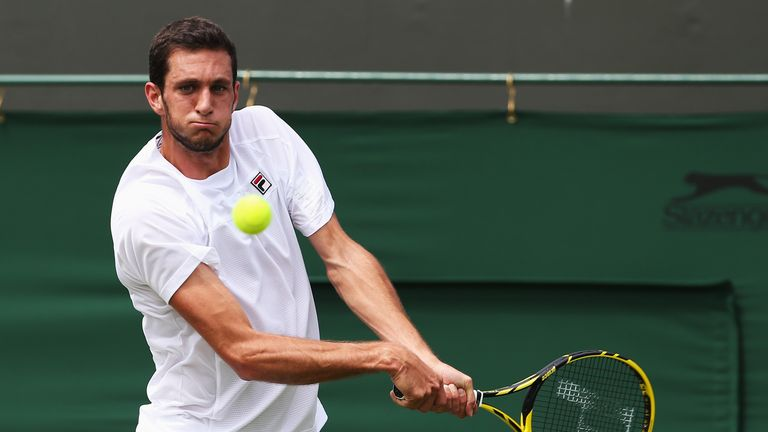James Ward: Will play Matthew Ebden in the first round of the Claro Open Colombia
