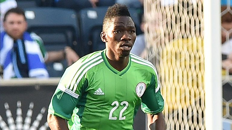Kenneth Omeruo: Says Middlesbrough is the best place for him this season