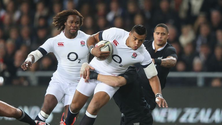 Luther Burrell to start withTuilagi in the centre?