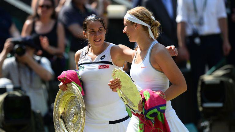 Marion Bartoli is backing Sabine Lisicki to impress