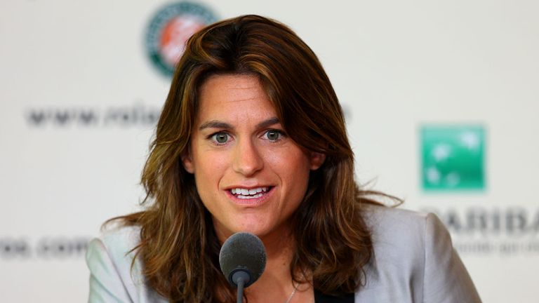 Amelie Mauresmo: Murray's new coach will form 'interesting partnership' according to Roger Federer.