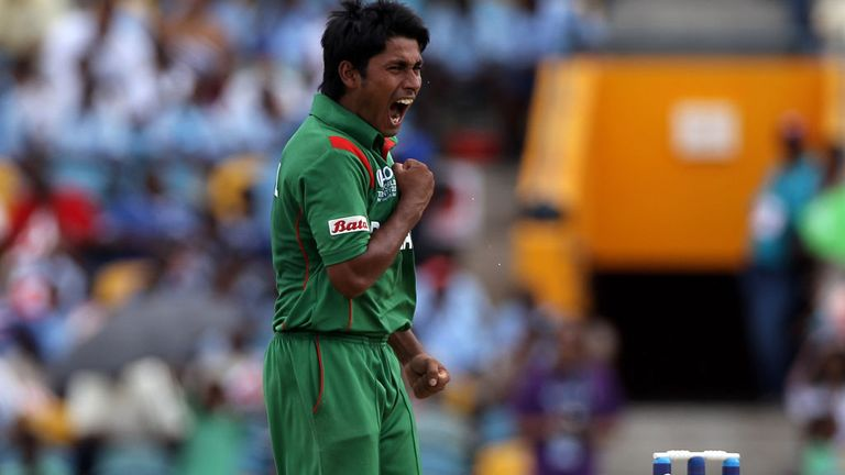 Mohammad Ashraful: Has been banned for eight years