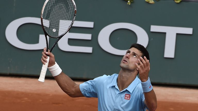 Djokovic succumbed to the pressure, says Barry
