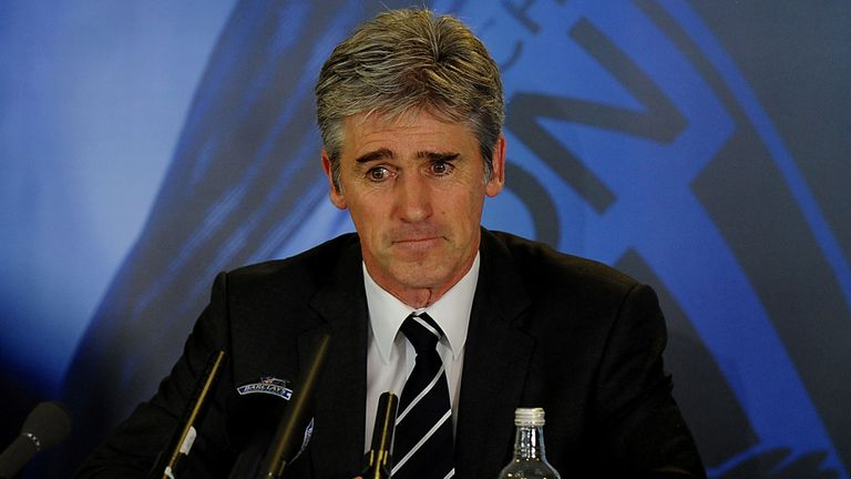 Alan Irvine: Hoping for further movement before deadline day