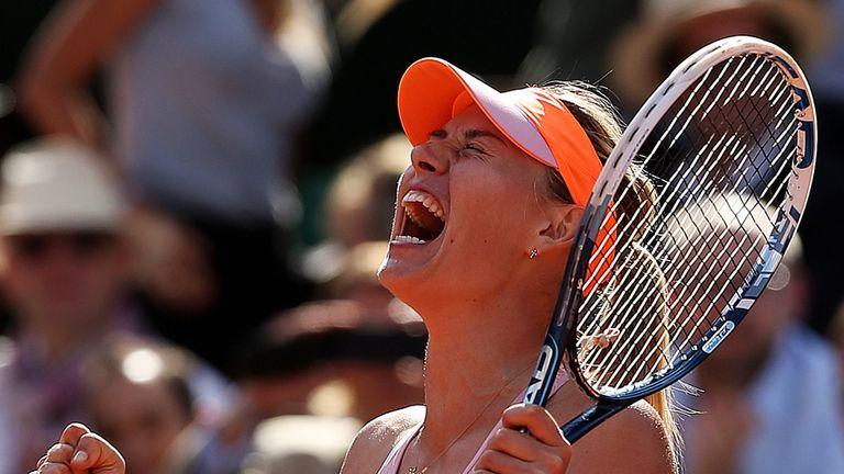Maria Sharapova: World's highest earning female athlete