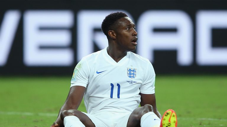 Danny Welbeck: Willing as ever