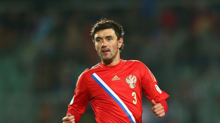 Yuri Zhirkov: Scored Russia's second goal in 2-0 win over Morocco
