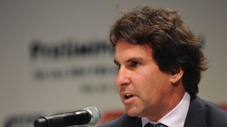 Rodrigo Paiva: Ban and fine for Brazil media officer