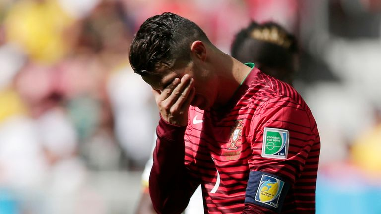 Cristiano Ronaldo: Portugal forward disappointed with exit