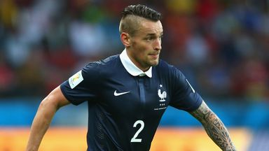 Mathieu Debuchy: A reported target for Arsenal