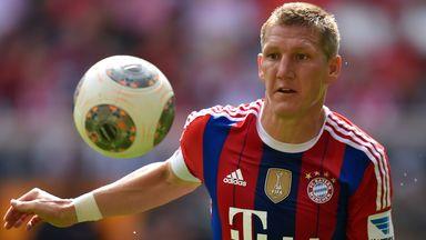 Schweinsteiger: Apology to Dortmund