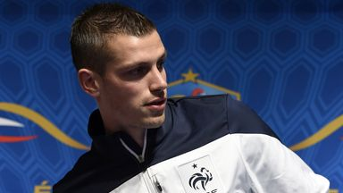 Morgan Schneiderlin: In shock following his call-up to the France squad