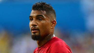 Kevin-Prince Boateng: Tied to Schalke until 2016