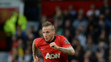 Alexander Buttner: Full-back disappointed to be overlooked by Louis van Gaal