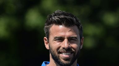 Andrea Barzagli: Faces three months on the sidelines