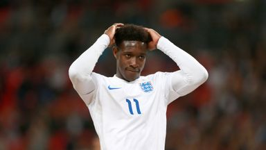 Danny Welbeck: England forward a doubt for World Cup opener with Italy