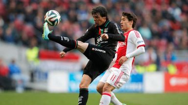 Bojan Krkic: Held talks with Stoke boss Mark Hughes