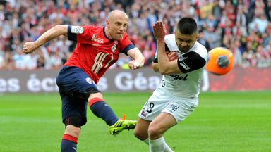 Florent Balmont: Extends Lille stay by two more years