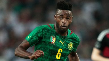 Alex Song: Deemed surplus to requirements at the Nou Camp