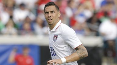 Geoff Cameron: United States defender played through his hernia injury at the World Cup