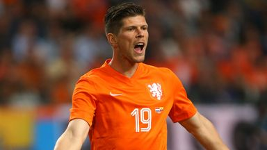 Klaas Jan Huntelaar: Linked with possible move to Liverpool