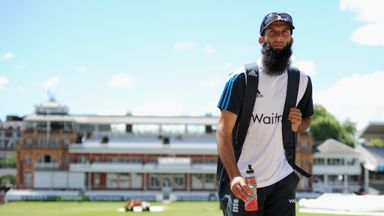 Moeen Ali: Will make Test debut on Thursday