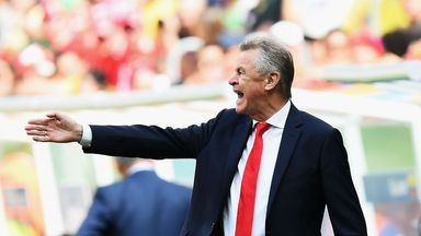 Ottmar Hitzfeld: Admits exhaustion was reason why he snubbed Germany