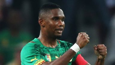 Samuel Eto'o: Retires from international football