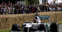 Watch Goodwood FoS on Sky F1