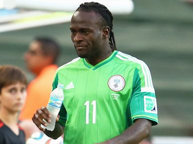Victor Moses: Not ready to start for Stoke