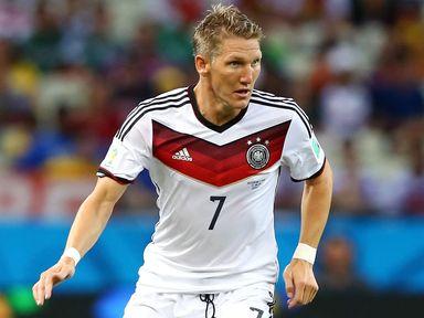 Bastian Schweinsteiger: Named as Germany's new captain
